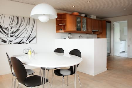 Nice townhouse with great view nearby centre - Maison