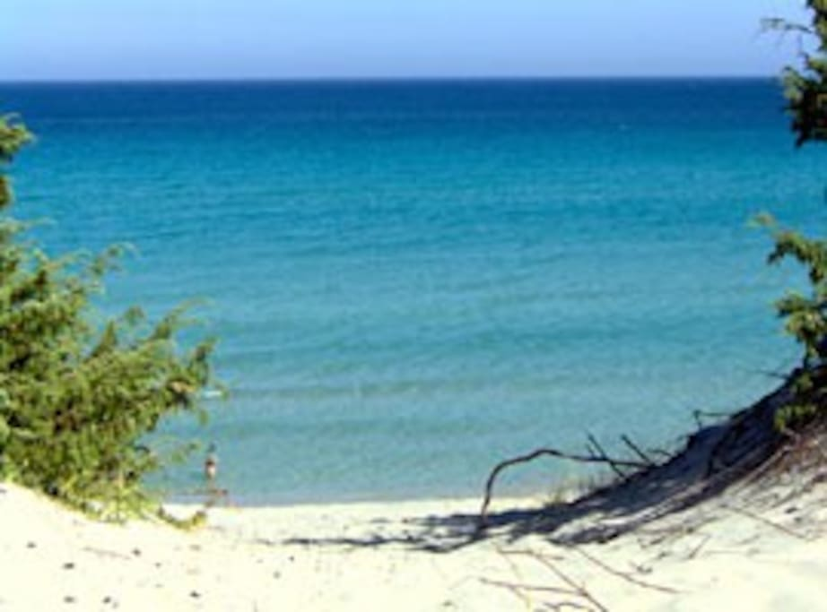 spiagge Baia Verde