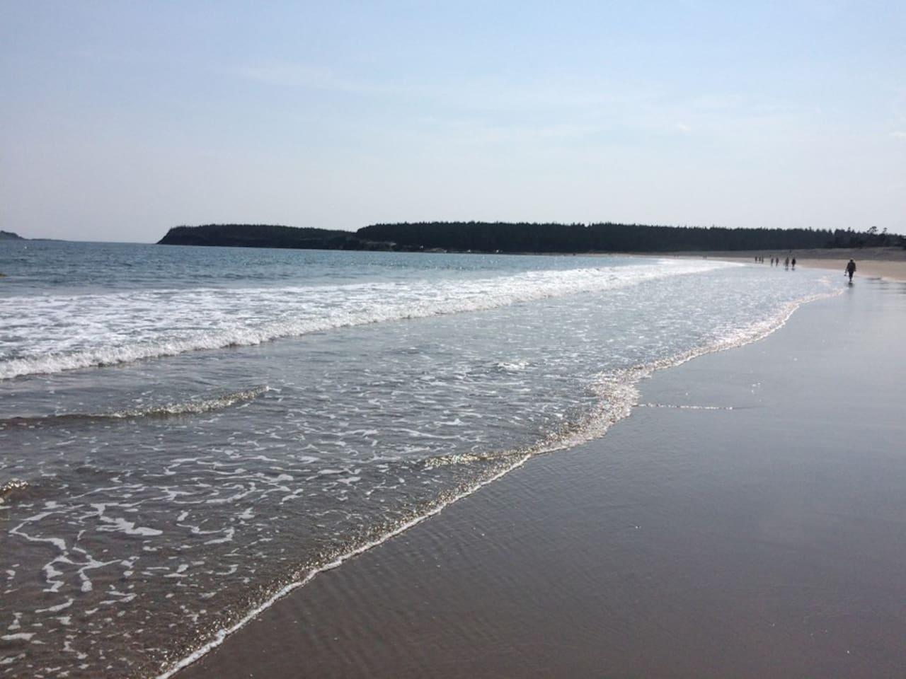 Hirtles beach