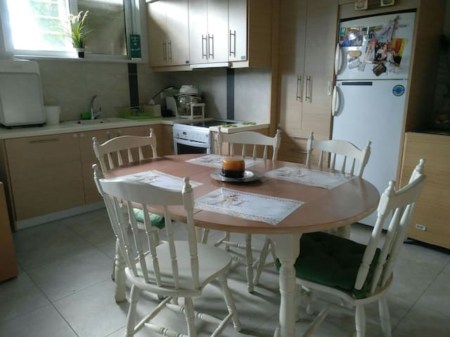 Cosy apartment 70sm close to Nafplio and Myceanes