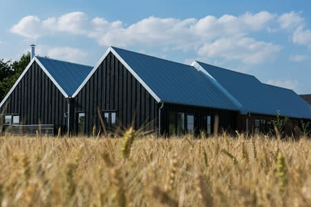 The Fieldbarns Contemporary luxury accommodation