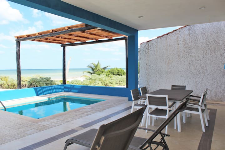 Airbnb Carretera Chicxulub Telchak Km 32 8 Vacation