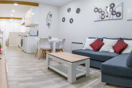 Apartamento acogedor,Wifi,Netflix,Parking incluido