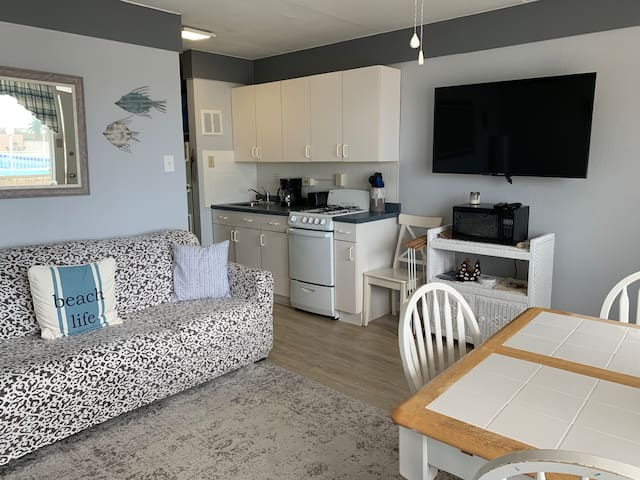 Affordable vacation for up to 7 in North Wildwood!