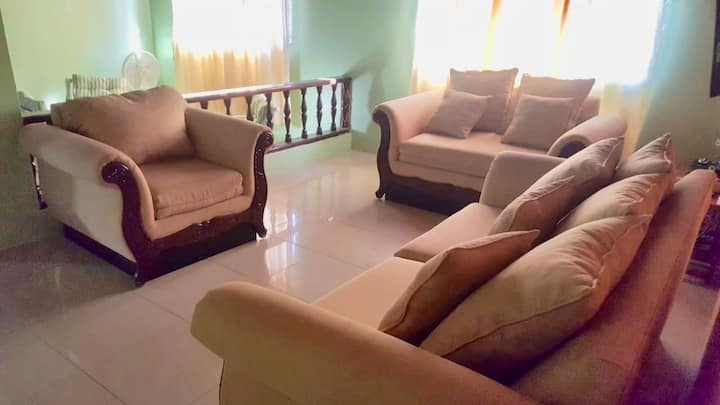 Private home in La Resource 3 beds free wifi