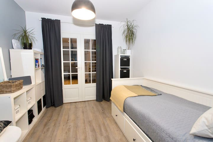 One room in a nice house 15km from Turku