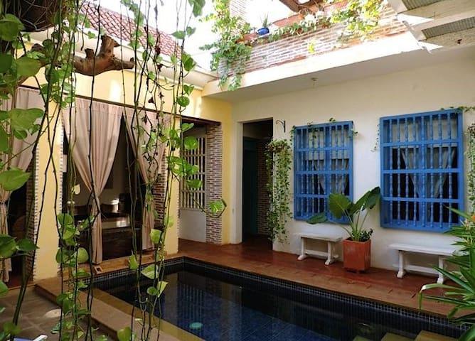 Maria - Gorgeous 4 Bedroom in Historic Centre - Cartagena - Casa