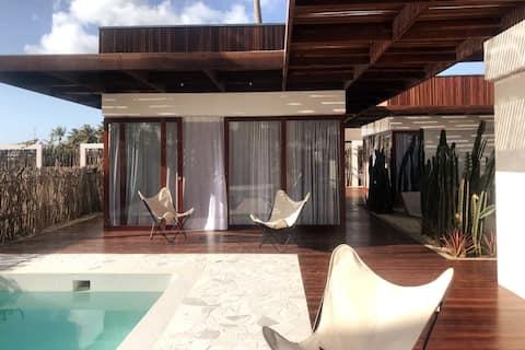 Casa Mandacaru -  with a private swimming pool