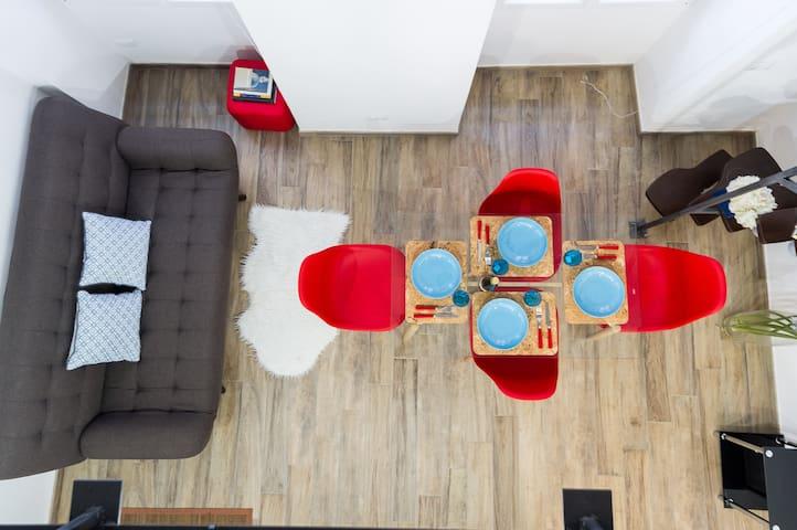 Mini-Loft Sanremo Centro. Wifi & Aria condizionata