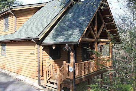 Quails Nest  Close to Pigeon Forge/ Gatlinburg - Pigeon Forge - Blockhütte