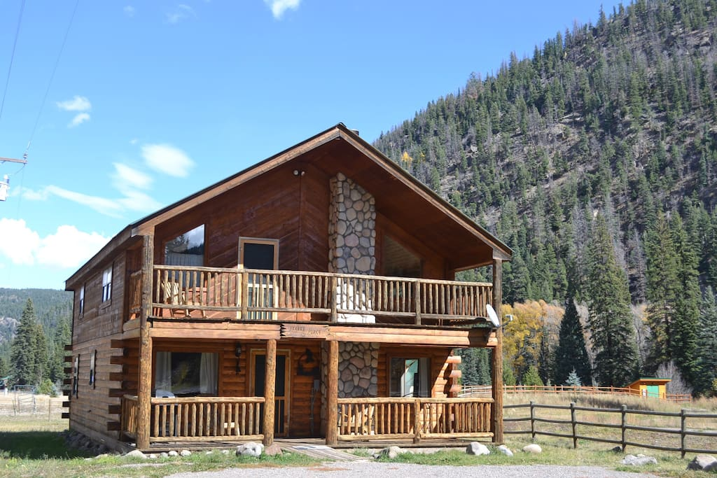 frank 39 s place at wolf creek ranch ski lodge cabins for