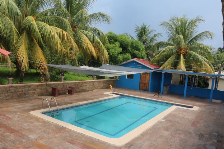 Casa playa Tela
