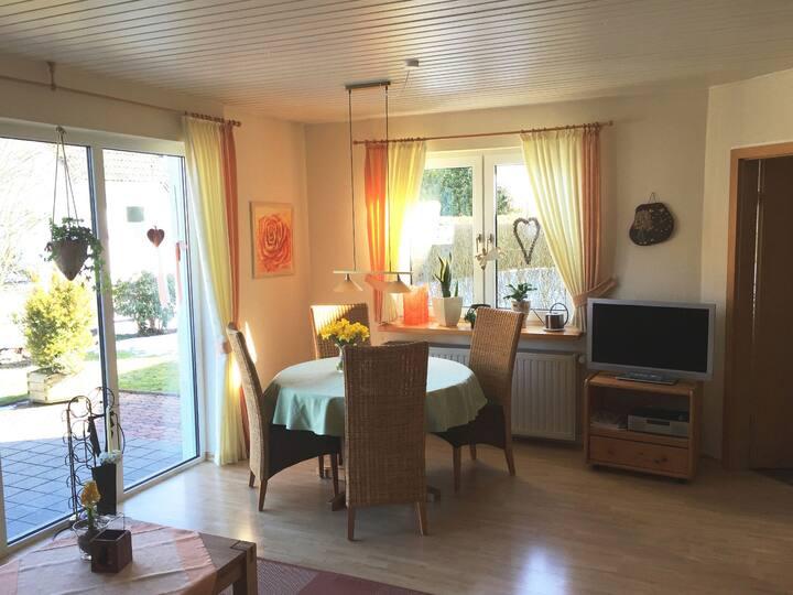 Ferienhaus Wiese, (Olsberg-Elleringhausen), Ferienwohnung, 60qm, 2 Schlafzimmer, max. 4 Personen