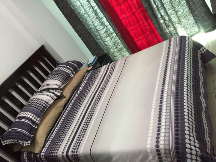 1 bedroom apartment near Manila