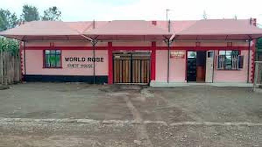 Mwenzetu Resort and World Rose Guest House
