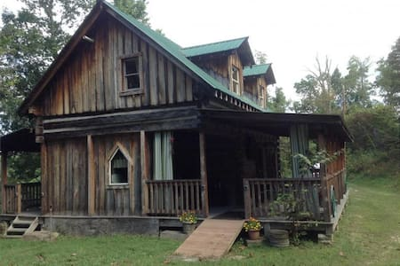 Whippoorwill-Ridge-Cabin - Ravenna - Sommerhus/hytte