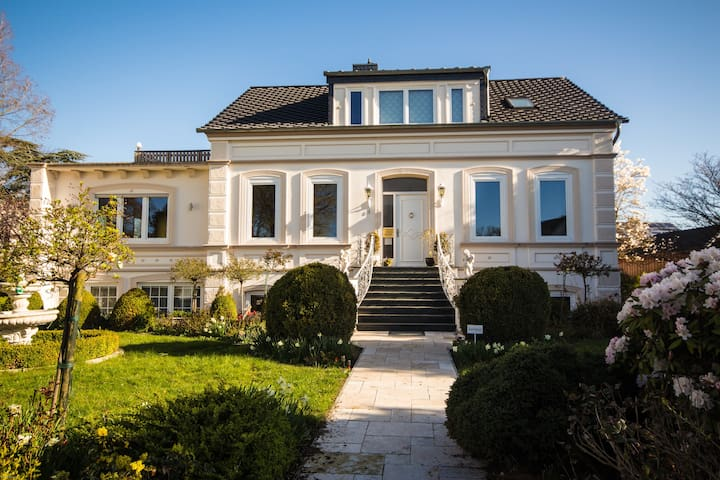 Villa Rosengarten App. Sommerwind