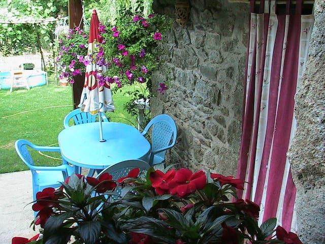 Les Martinets chambre d'hote lozere - Saint-André-Capcèze