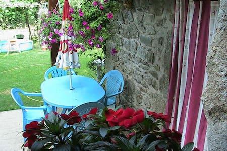 Les Martinets chambre d'hote lozere - Bed & Breakfast
