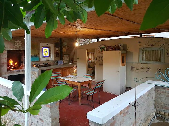 accommodation@riverside, Self catering, Caravan