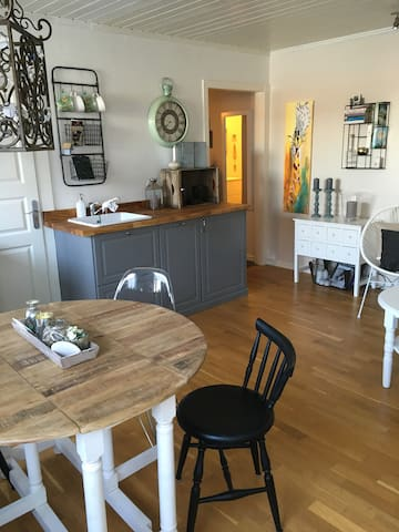 Cosy apartment in the heart of Drøbak