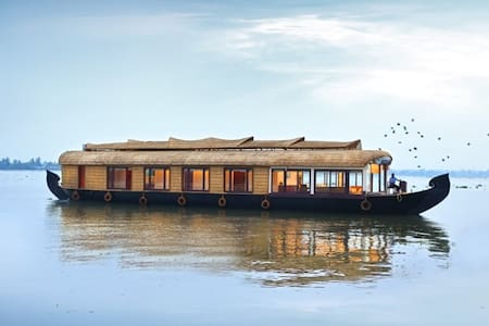 Spice Routes Houseboats - Cinnamon