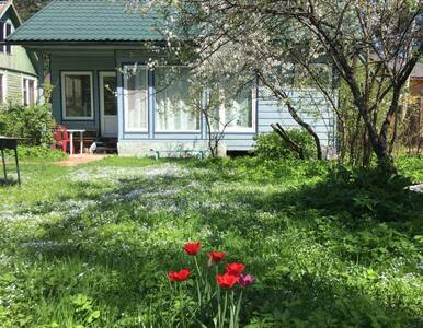 Separate cosy house 35min to Moscow