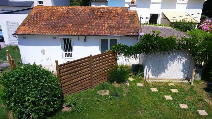 Maisonette 25m2 + terrasse sans vis à vis