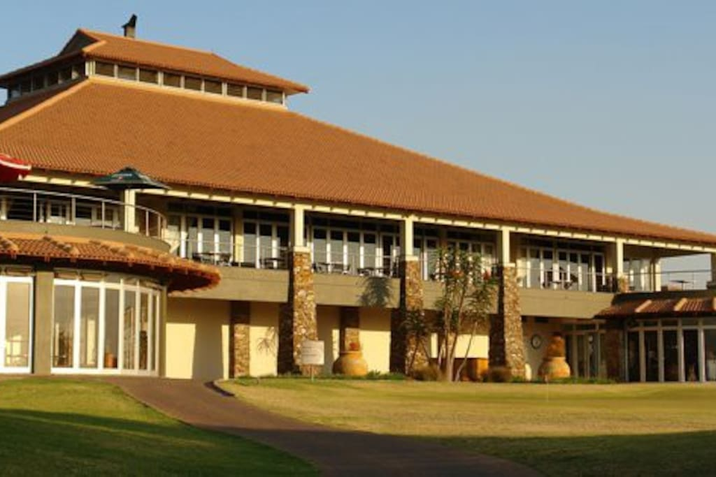 Pebble Rock Golf ClubHouse