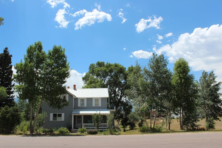 Dove Cottage in Downtown Westcliffe