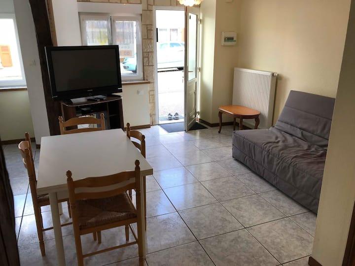 Appartement privé à Mitzach