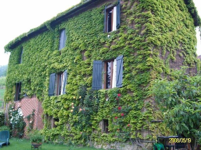 elegante rustico immerso nel verde - Ricaldone - Hus