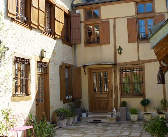 La maison de Montaboulin