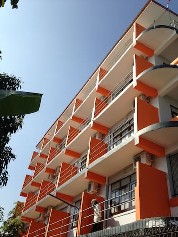 S60 สุขสวัสดิ์ 60 rent day/month - Bangkok - Apartament