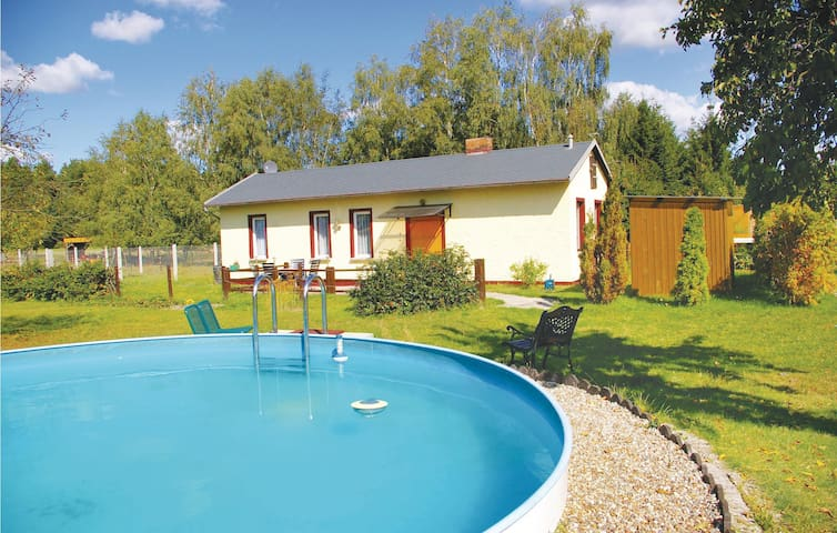 Holiday cottage with 1 bedroom on 45 m² in Schorfheide