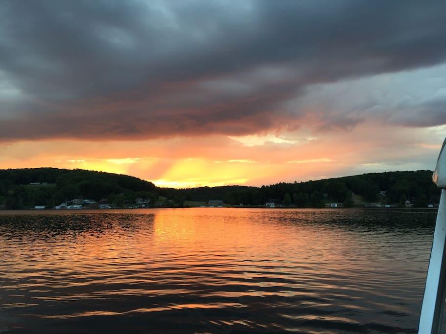 Another beautiful sunset!