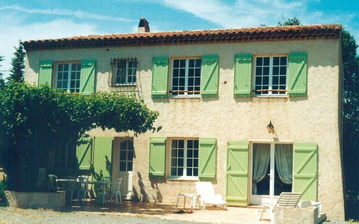 Gîte dans les vignes La Calade
