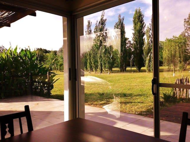 Encantadora casa de campo. San Antonio de Areco