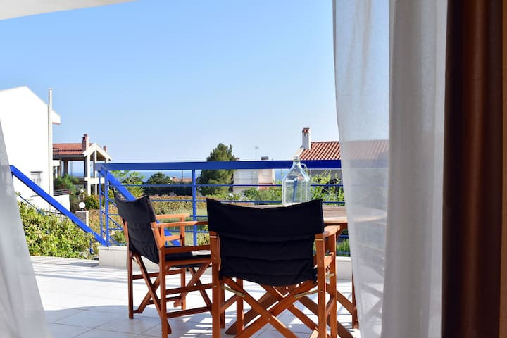 Panoramic View Trikorfo Home