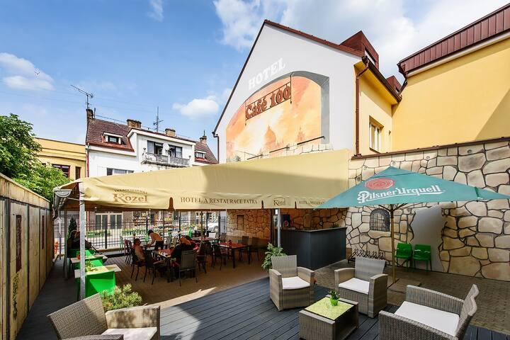 Wellness Hotel Tatra***