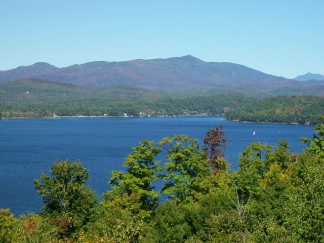 The Schroon Lake Retreat - Adirondack