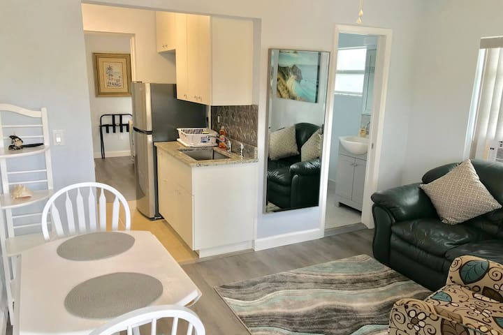 BRAND NEW 1 BEDROOM APARTMENT - FULLY EQUIPPED!!