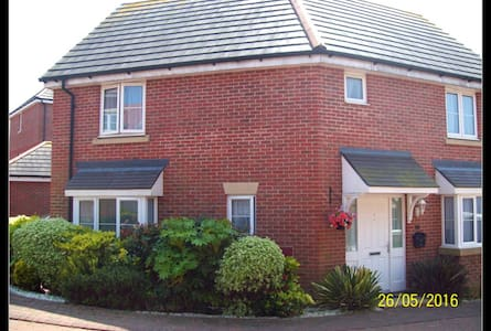 Modern house with two double & one single bedroom - East Cowes - Talo