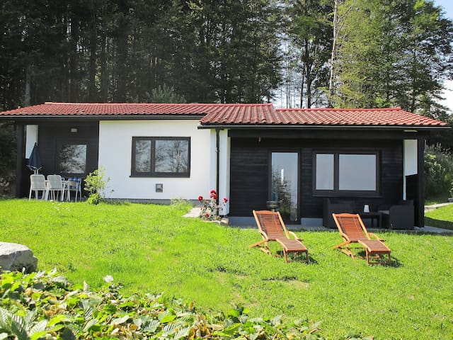 3-room bungalow Steinberg in Schöfweg - Schöfweg - House