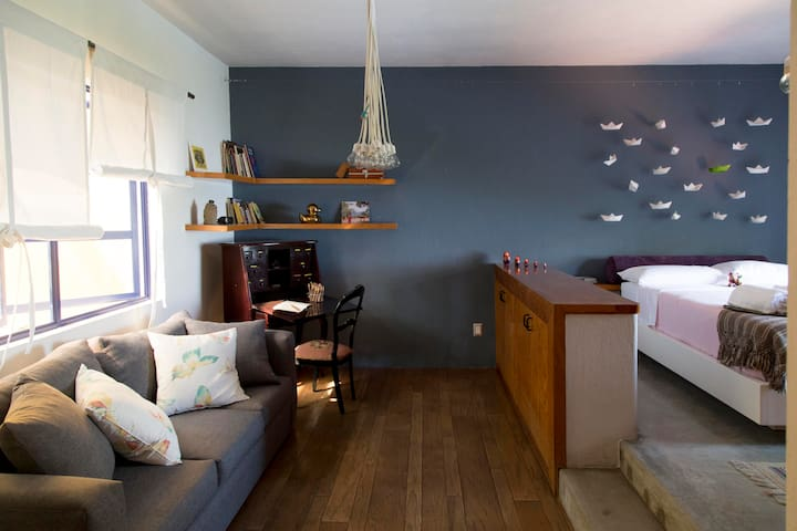 Suite 2 in Casa Matilda. Mexican Contemporary Home