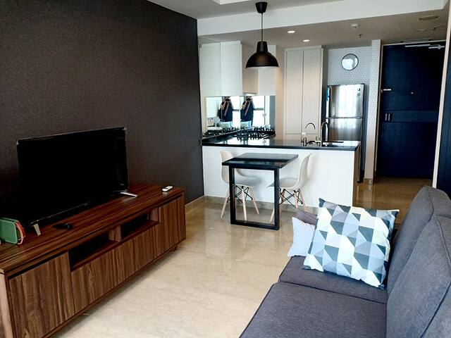 Branz 1 bedroom only 5 minutes walk to AEON BSD.