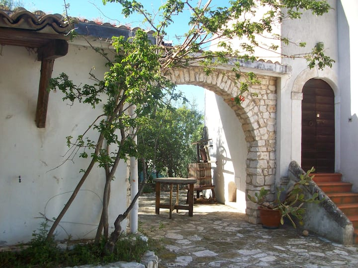 Villa per vacanze al mare a Vieste