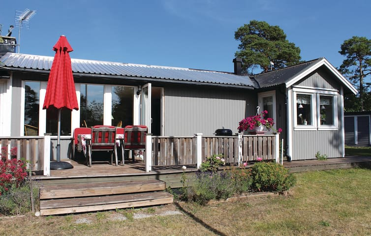 Holiday cottage with 3 bedrooms on 90 m² in Lärbro