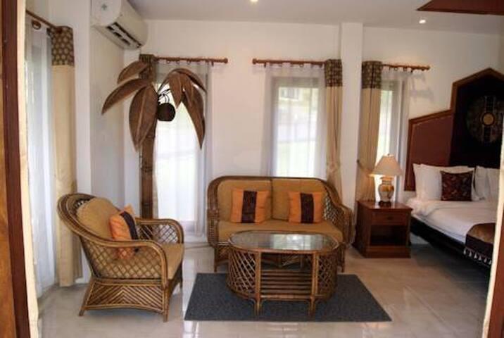 Lovely Garden Suite at Chiang Mai! - Tambon Rim Nuea - Villa