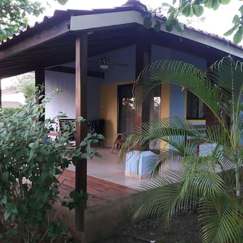 Villetta in un giardino tropicale - potrero guanacaste